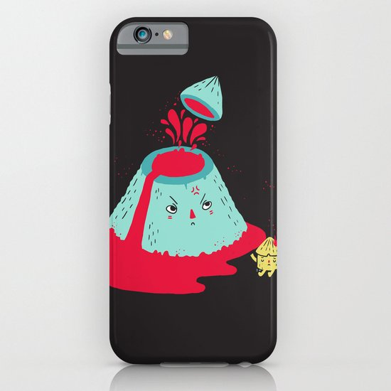 Watch Your Temper iPhone & iPod Case