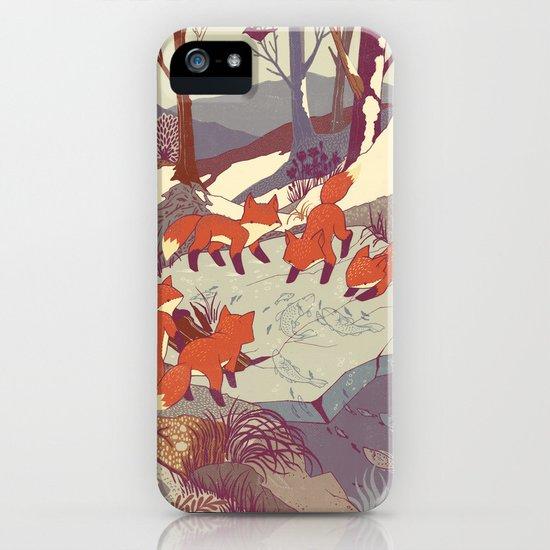Fisher Fox iPhone & iPod Case