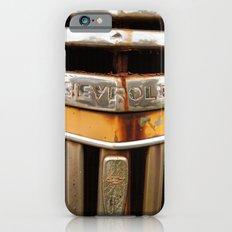Vintage Chevy iPhone 6s Slim Case