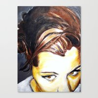 Michelle Canvas Print