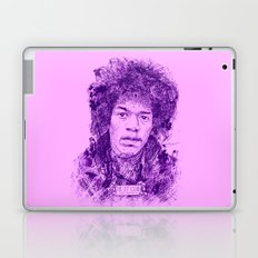 27 Club - Hendrix Laptop & iPad Skin