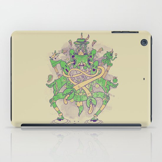When you're strange iPad Case