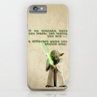 Yoda Squasher  iPhone 6 Slim Case