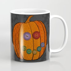 Patterned pumpkin  Mug