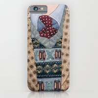 Pattern Dapperness iPhone 6 Slim Case