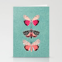 Lepidoptery No. 6 By And… Stationery Cards