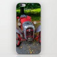 Baughan Cyclecar  iPhone & iPod Skin