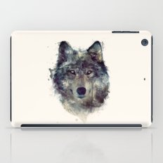 Wolf // Persevere  iPad Case