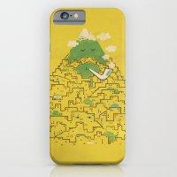 The Bearded City iPhone 6 Slim Case