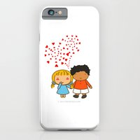 iPhone & iPod Case featuring Sweet Valentine by Pigtails