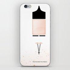 Preach iPhone & iPod Skin