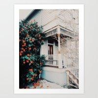 Portland Home Art Print