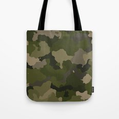 Hunters Camo Tote Bag