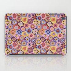Millefiori-Sunset colorway iPad Case