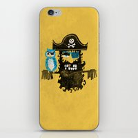 Trendy Pirate  iPhone & iPod Skin
