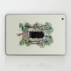 Forest Gate Laptop & iPad Skin