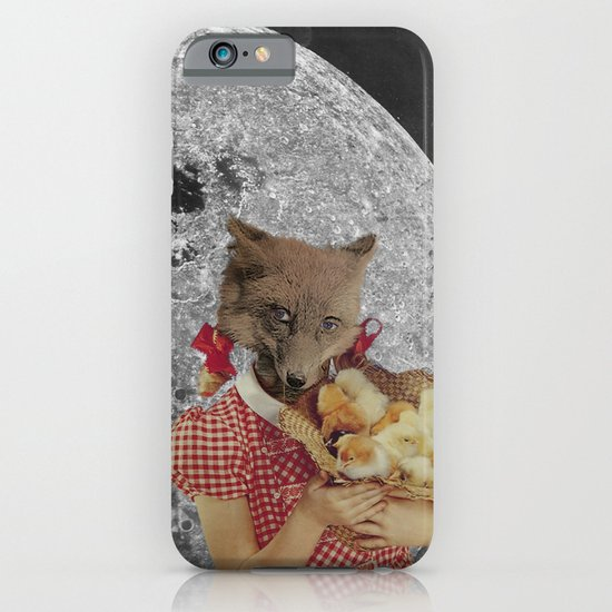 Counting chickens iPhone & iPod Case