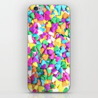 CANDY HEARTS - For Iphon… iPhone & iPod Skin