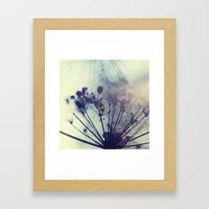 Involution Framed Art Print
