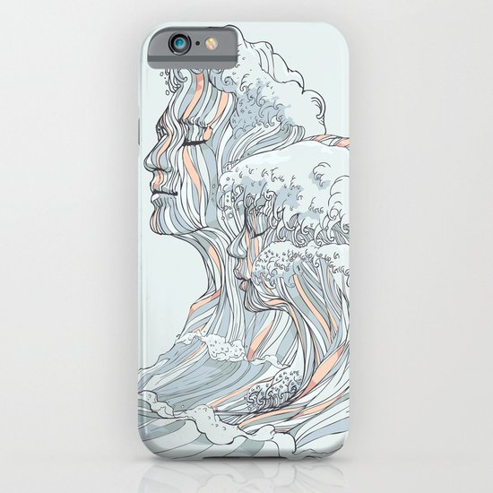 BREATHE DEEPLY iPhone & iPod Case