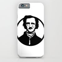iPhone & iPod Case featuring Poe by Zombie Rust