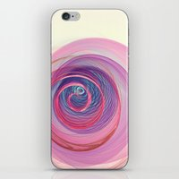 Ring Nebula I iPhone & iPod Skin