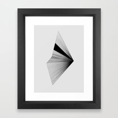 Half 2 Framed Art Print