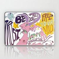 Devil's Tips Laptop & iPad Skin