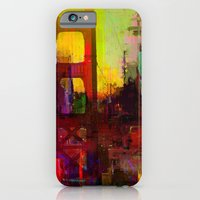 And The Night Comes iPhone 6 Slim Case