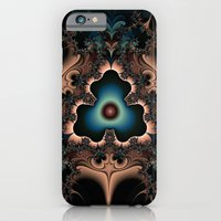 Layered Hearts And Thorn… iPhone 6 Slim Case