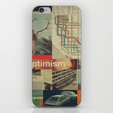 Optimism178 iPhone & iPod Skin