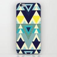 Geometric Chic iPhone & iPod Skin