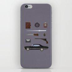 Supernatural v2 iPhone & iPod Skin