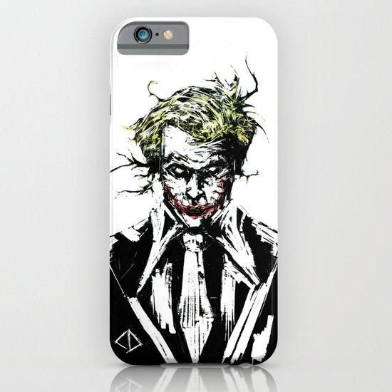 Joker. iPhone & iPod Case