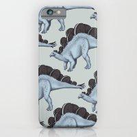 iPhone & iPod Case featuring Oreosaurus by Alejo Malia