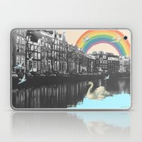 LOVE FROM AMSTERDAM!  Laptop & iPad Skin