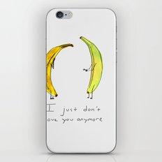 Banana Split iPhone & iPod Skin