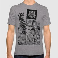 XIII Mens Fitted Tee Athletic Grey SMALL