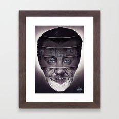 Lost Totem Framed Art Print