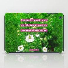 Tender Mercies iPad Case