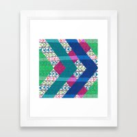The Future : Day 28 Framed Art Print