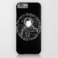 Sherlock BBC: Type iPhone 6 Slim Case