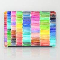 PRISMATIC RAINBOW iPad Case