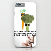 don't beat your meat. iPhone 6 Slim Case