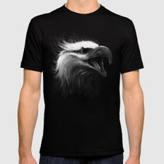 Eagle Eye SMALL Black Mens Fitted Tee