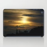 a darkness within... iPad Case
