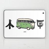 Tha Bus Laptop & iPad Skin