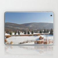 Winter Snow Scene Landsc… Laptop & iPad Skin