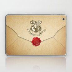 HARRY POTTER ENVELOPE Laptop & iPad Skin