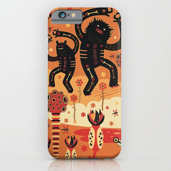 Les danses de Mars iPhone & iPod Case